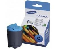 Картридж голубой Samsung CLP-300 / CLX-2160 / 3160 оригинальный