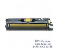 Картридж желтый Canon LBP 5200,  совместимый