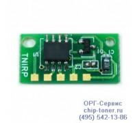Чип пурпурного блока проявки Konica Minolta bizhub C250 / C250Р / C252 / C252P ,совместимый