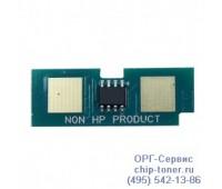 Чип пурпурного картриджа HP 1500 / 2500 / 2550 / 2820
