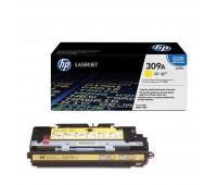Картридж желтый HP Color LaserJet 3500 / 3550 / 3700,  оригинальный