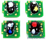 Чип пурпурного картриджа HP CLJ Pro 300 Color M351,   Pro 400 Color M451