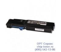 Картридж голубой Xerox Phaser 6600 совместимый