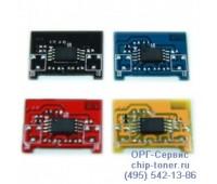 Чип черного картриджа Samsung CLP-300 / CLX-2160 / 3160