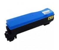Картридж голубой Kyocera FS-C5350DN,  совместимый