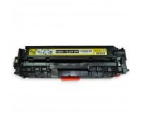 Картридж желтый HP Color LaserJet CM2320 / CP2025,  совместимый