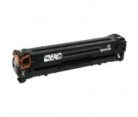 Картридж черный HP CLJ CP1215 / CP1515 / CP1518,  совместимый