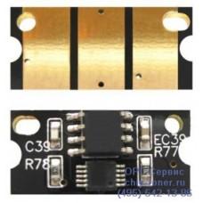 Чип драм-картриджа Minolta Bizhub C353 желтый
