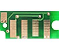 Чип желтого картриджа Epson AcuLaser C1700 / C1750 / CX17