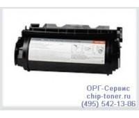 Картридж черный Lexmark Optra T620,  совместимый