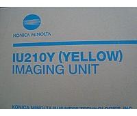 Фотобарабан желтыйKonica-Minolta bizhub C250 / C250Р / C252 / C252P ,оригинальный Уценка : дефект упаковки