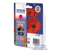 Картридж пурпурный Epson 17XL ,оригинальный