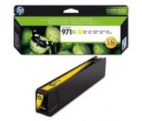 Картридж желтый HP 971XL оригинальный
