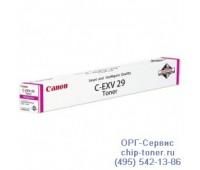 Картридж пурпурный  Canon C-EXV29M,  оригинальный