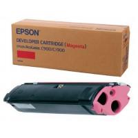 Картридж пурпурный S050098 для Epson AcuLaser C900 / C1900 оригинальный