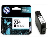 Картридж черный HP 934 оригинальный