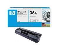 Картридж черный HP LaserJet 5L / LaserJet 6L,  оригинальный