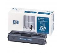 Картридж черный HP LaserJet  1100 / 3200,  оригинальный