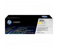Картридж желтый HP Color LaserJet Pro M351 / M451 / M375 / M475,  оригинальный