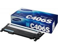 Картридж голубой для Samsung CLP-360,   365,  CLX-3300,  3305 оригинальный