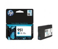 Картридж голубой HP 951 оригинальный