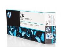 Картридж фото-черный HP 727 повышенной емкости оригинальный
