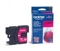 Струйный картридж пурпурный Brother LC980M,  оригинальный