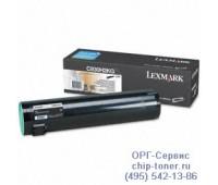Картридж черный Lexmark C935 / X940e / X945e,  оригинальный