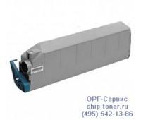 Картридж желтый Oki C9500,  совместимый