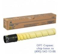 Картридж желтый Konica Minolta bizhub С220 / C280 ,оригинальный