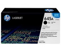 Картридж черный HP Color LaserJet 5500 / 5550,  оригинальный