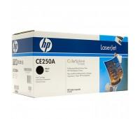 Картридж черный HP Color LaserJet CP3520,  CP3525,  CP3525n,  CP3525dn,  CP3525x,  CM3530,  CM3530fs,  оригинальный