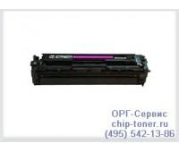 Картридж пурпурный HP Color LaserJet CM2320 / CP2025 ,совместимый