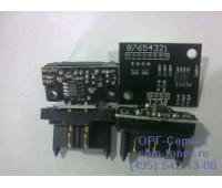 Чип черного фотобарабана Konica Minolta bizhub C452 / C552 / C652 ,совместимый