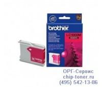 Струйный картридж пурпурный Brother LC-1000M оригинальный